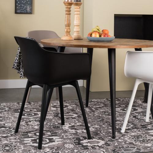 Noot   Industrial Monochrome Furniture