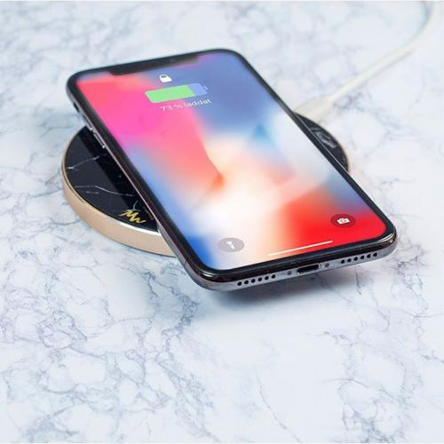 Marie Wolt | Fashionable Wireless Chargers