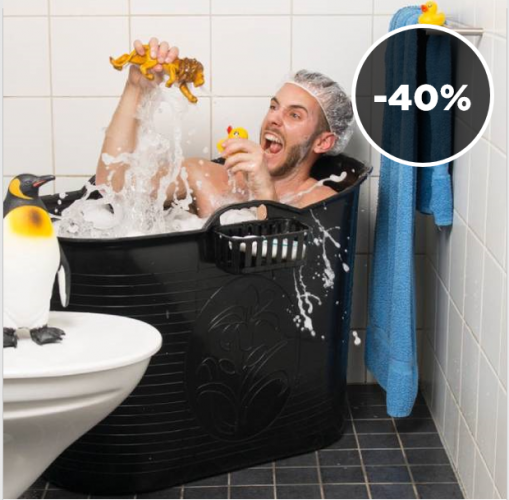 Bathbucket | Hilarious: This Bath Bucket!