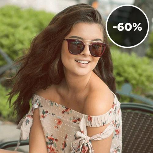 Resultco | Trendy Shiny Sunglasses