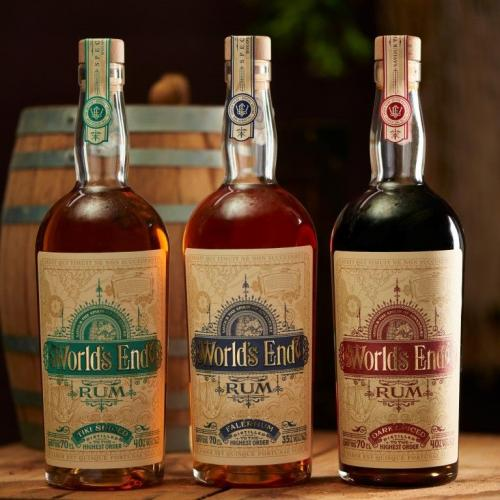World's End Rum | Caribbean Blended Rum