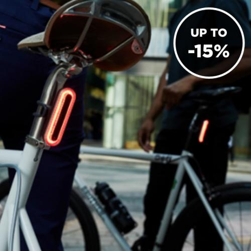 Beryl   Extremely Bright Bike Lights