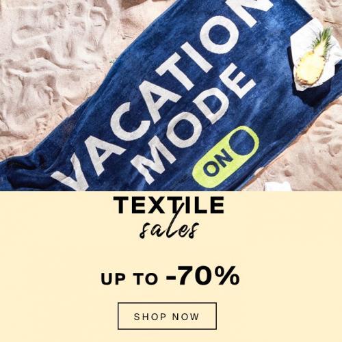 TEXTILE SALE   Dreamy Textiles at Great Discounts