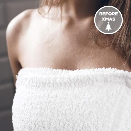 Magnetic Towel | The Towel That Doesn't Fall Off