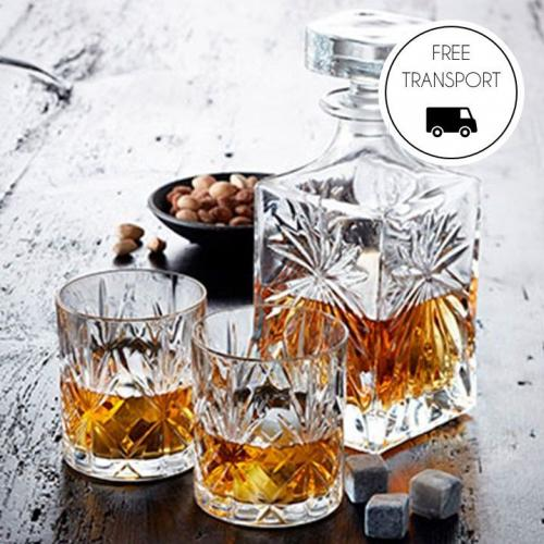 Lyngby Glas | Extraordinary Whisky and Long Drink Glasses