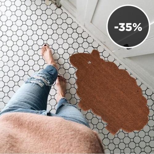 Ntur | Cute Coconut Doormats