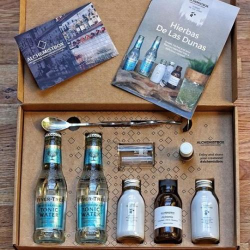 Alchemist Box | Budgetproof Cocktails in No Time