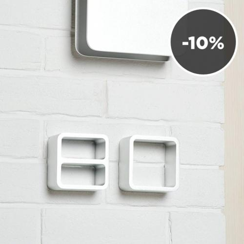 Authentics | Stylish 3D house numbers