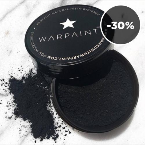 Warpaint | 100% Natural Teeth Whitener