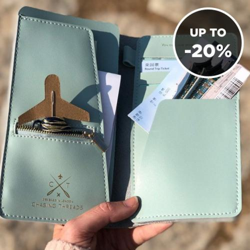 Chasing Threads   Personalize Your Travel Accessories