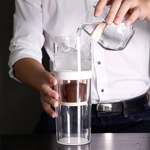 Dripo by GOSH! | 2-in-1 Ice-Drip Coffee Maker