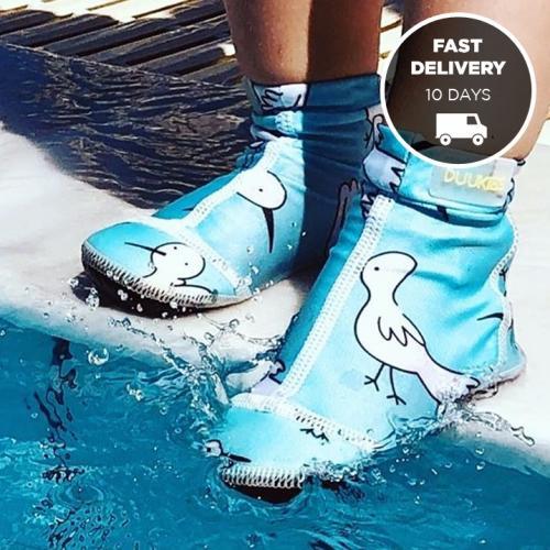 Duukies   Anti-Slip Swim & Beach Socks