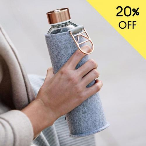 EQUA | Fashionable Water Bottles