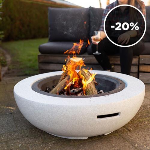 Esschert Design | Fire pits for a cosy winter
