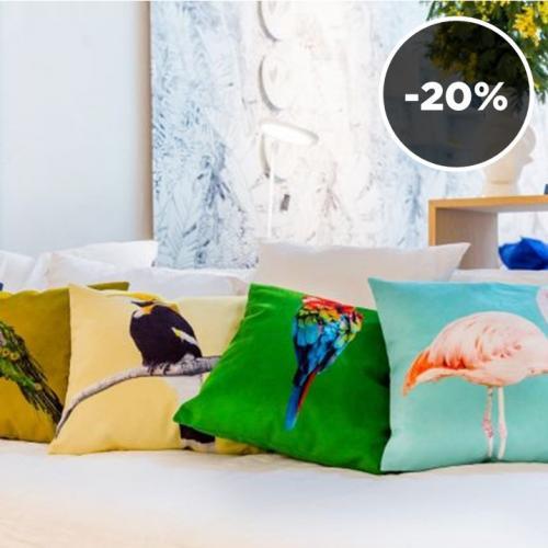 ARTPILO | Colourful Cushion Galore