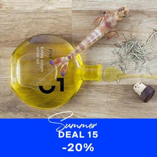 Five Olive Oil   Greek Olive Oil Quintessence