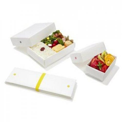 H.O.H. | Flat Space Saving Lunch Box