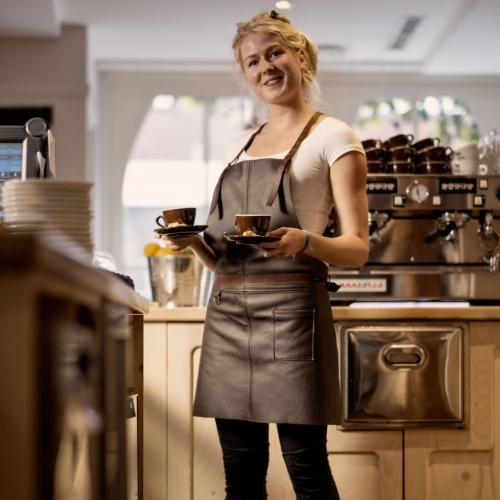 E.D. | Handcrafted Leather Aprons