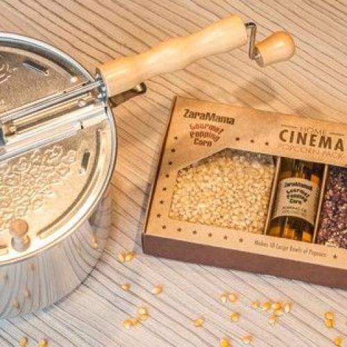 Zaramama | Delicious Gourmet Popcorn