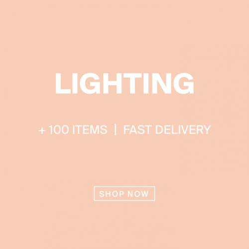 Lighting Deals | +100 items