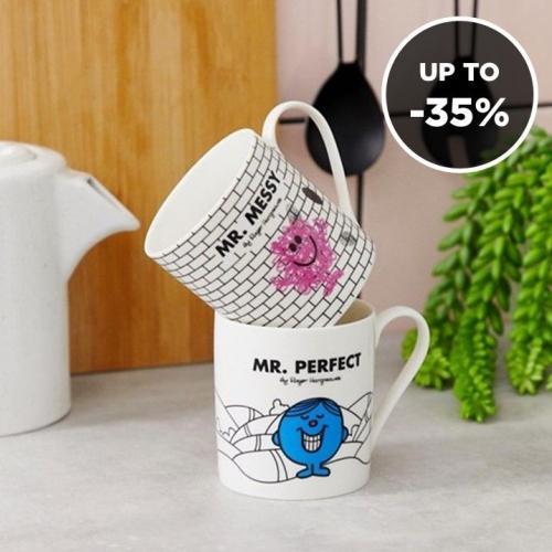 Mr Men & Little Miss | Sweet & Funny Gadgets