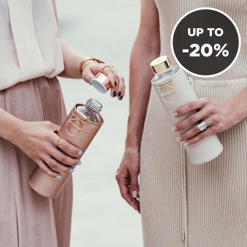 EQUA | Bottles for Water Lovers