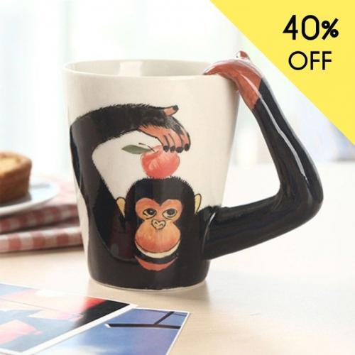 Snd. | 3D Animal Mugs