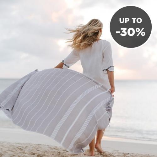 Peshtemal House | Ultra-Soft Cotton Towels
