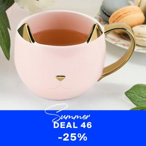 Pinky Up   Hi There, Hot Tea