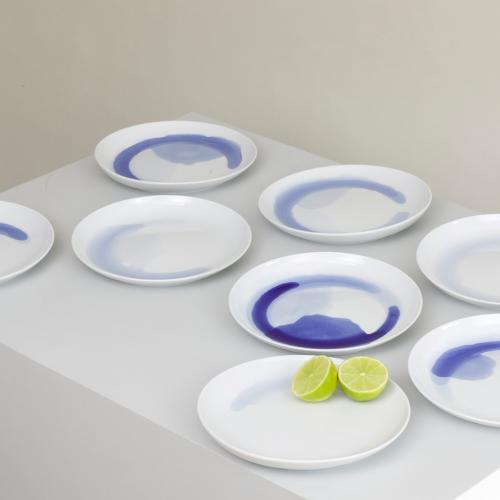 Anna Badur | Playful Cobalt Porcelain