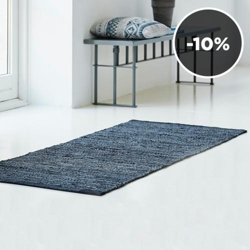 Rug Solid | Recycled Danish rugs