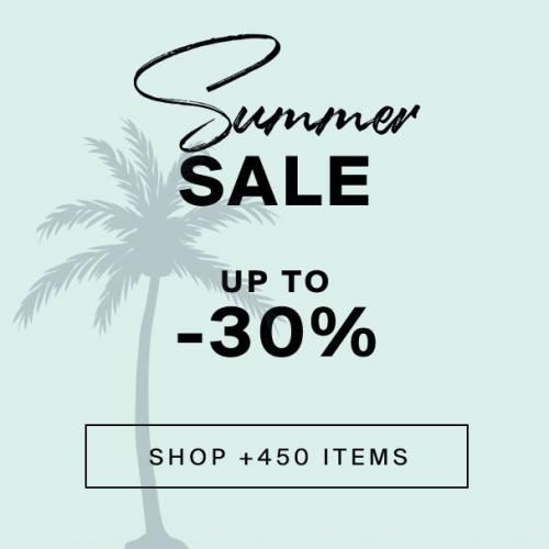 Summer Sale | Up to -30%