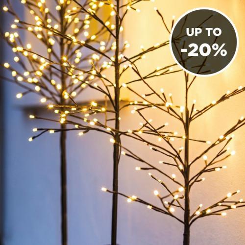Sirius Home | Christmas trees & lighting