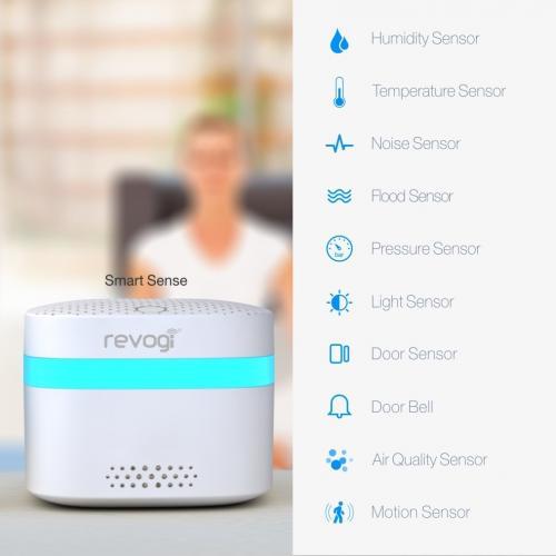 Revogi | Monitor & Control Your Home