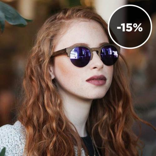 Time For Wood | Unique Wooden Sunglasses