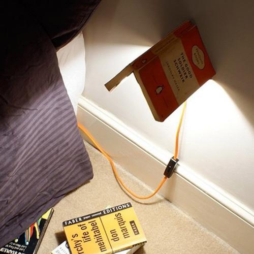 Leitmotiv | Bedside Lamps for Bookworms