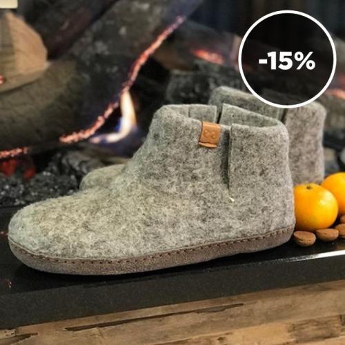 Tofvel | Handmade Slippers from Nepal