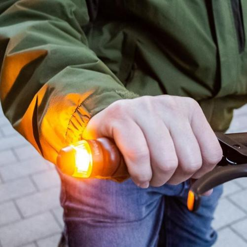 Cycl Winglights | Direction Turn Signals for Bikes
