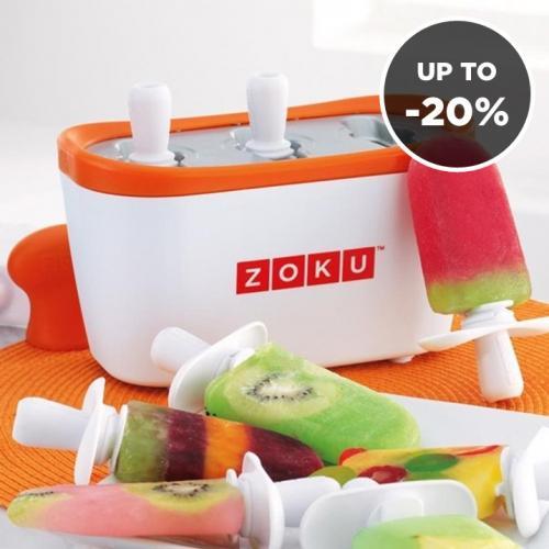 Zoku | Delicious Ice Pop Makers