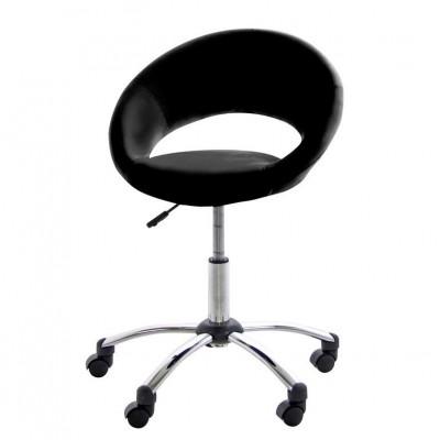 Praller Bürostuhl | Schwarz