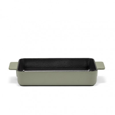 Oven Dish Surface Enamel | Green
