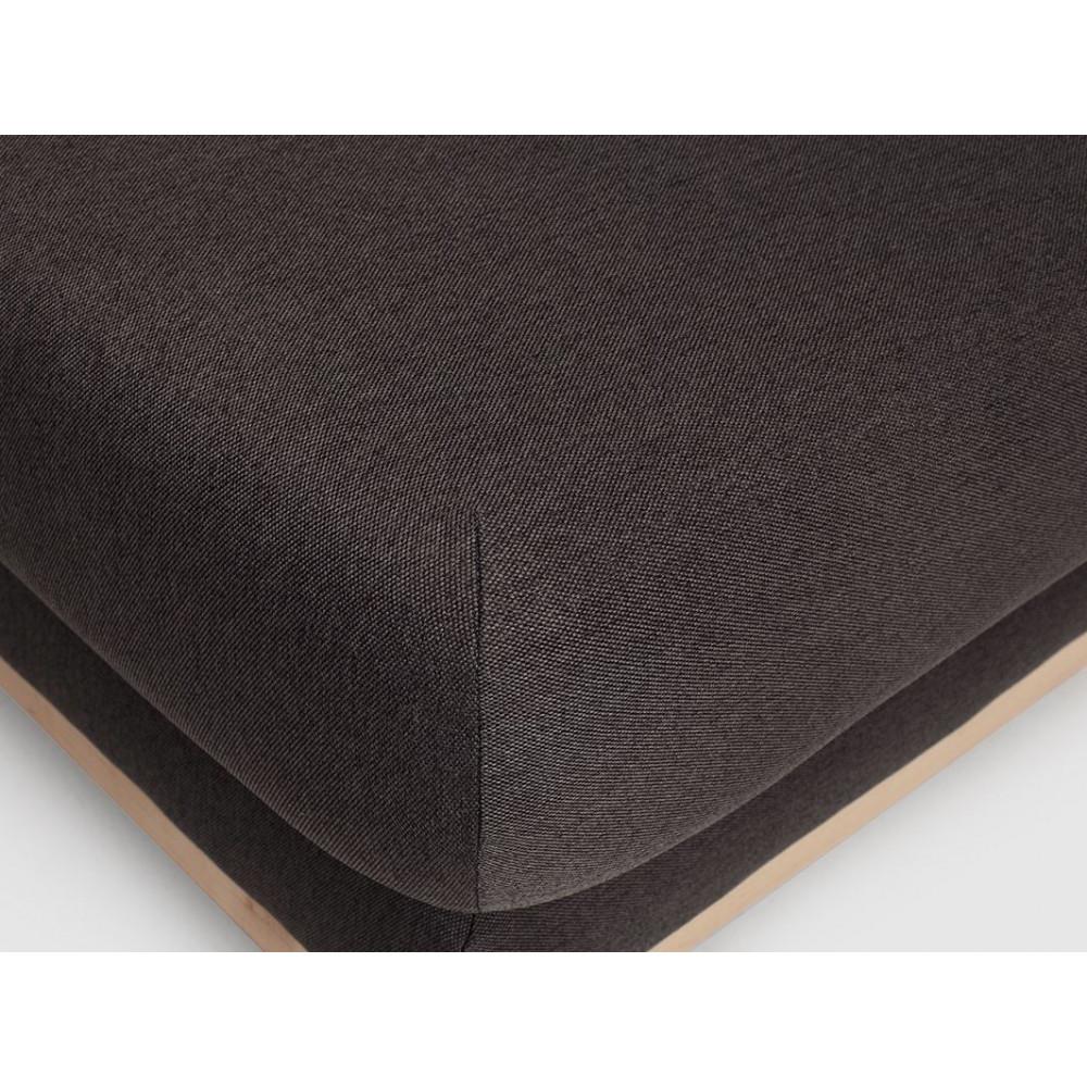 3 Seater Sofa Scandic   Carbon Grey