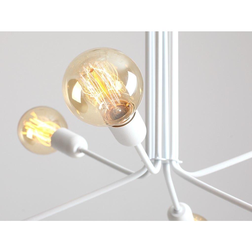 Pendant Lamp Vanwerk 51 | White