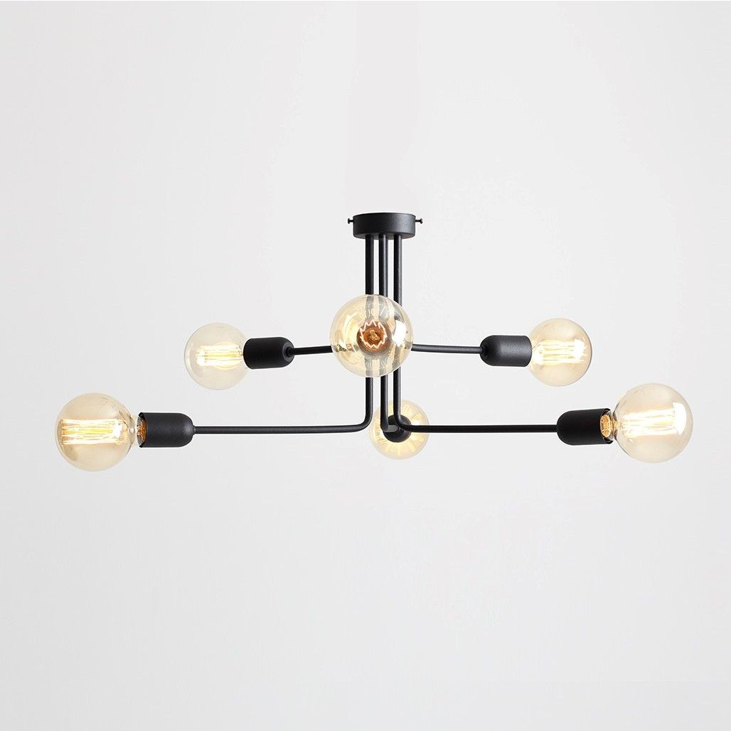 Pendant Lamp Vanwerk 29 | Black