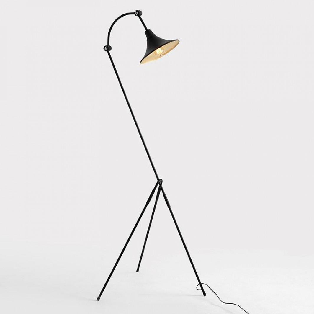 Floor Lamp Miller | Black