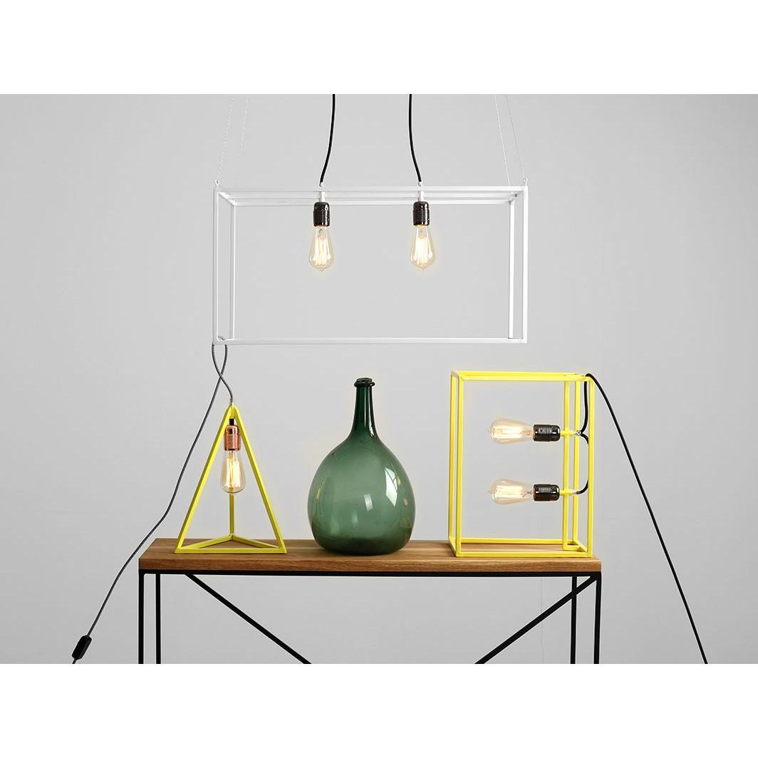 Suspension Lamp Metric M | White
