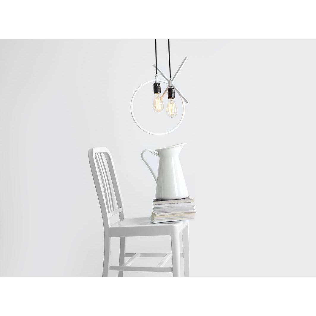 Pendant Lamp Xlamp | White