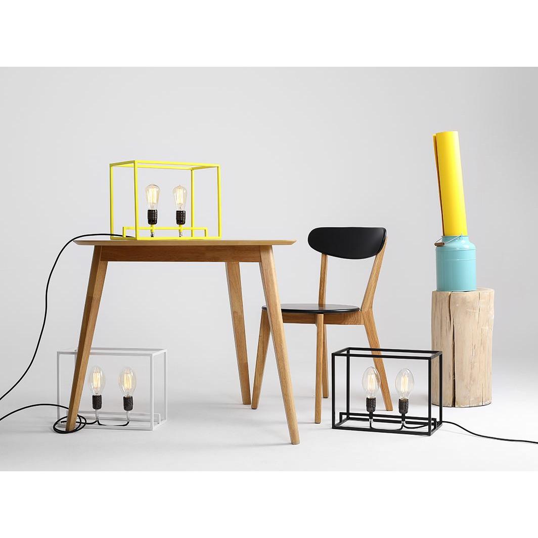 Table Lamp Metric | White