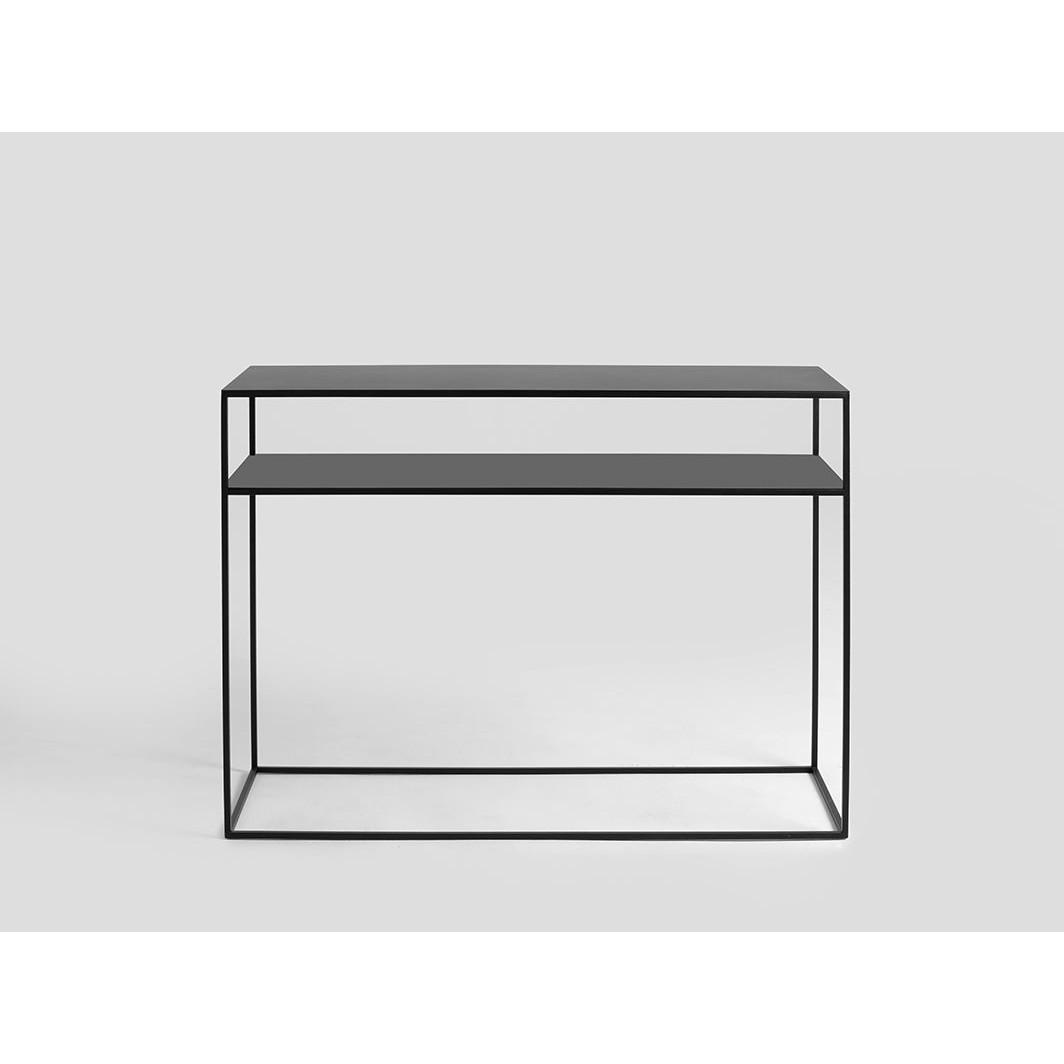 Console Tensio 2 Floor Metal | Black