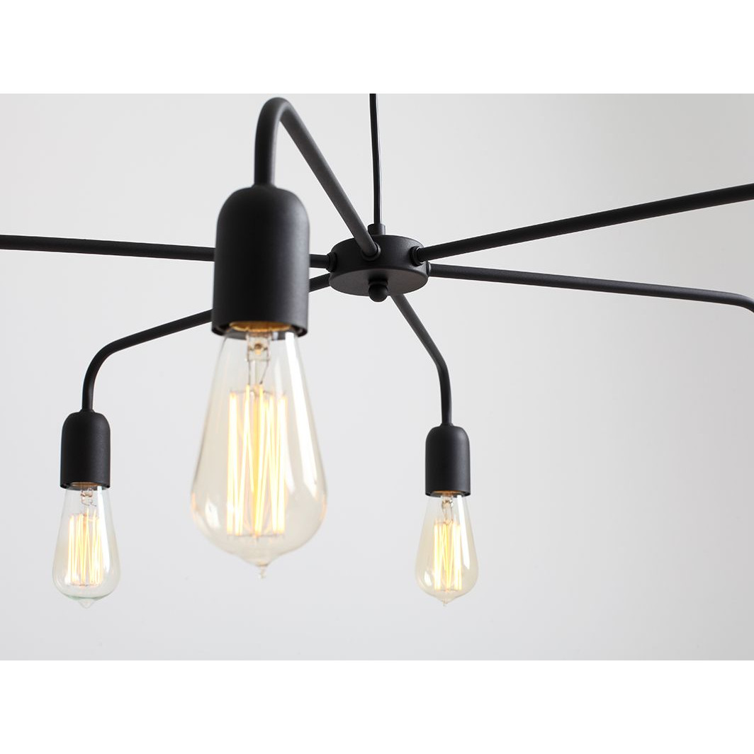 Suspension Lamp Croser | Black